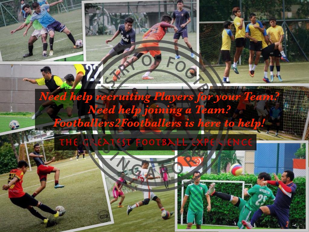 Footballers2Footballers
